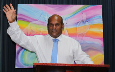 Pastor Phillip